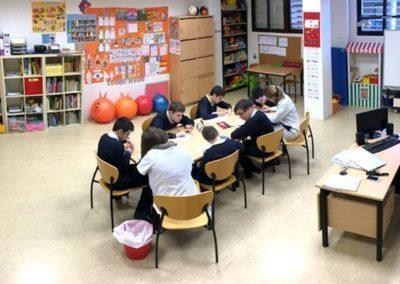 alumnos de aula abierta