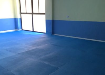 Sala de judo