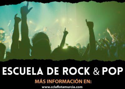 Escuela de Rock&Pop