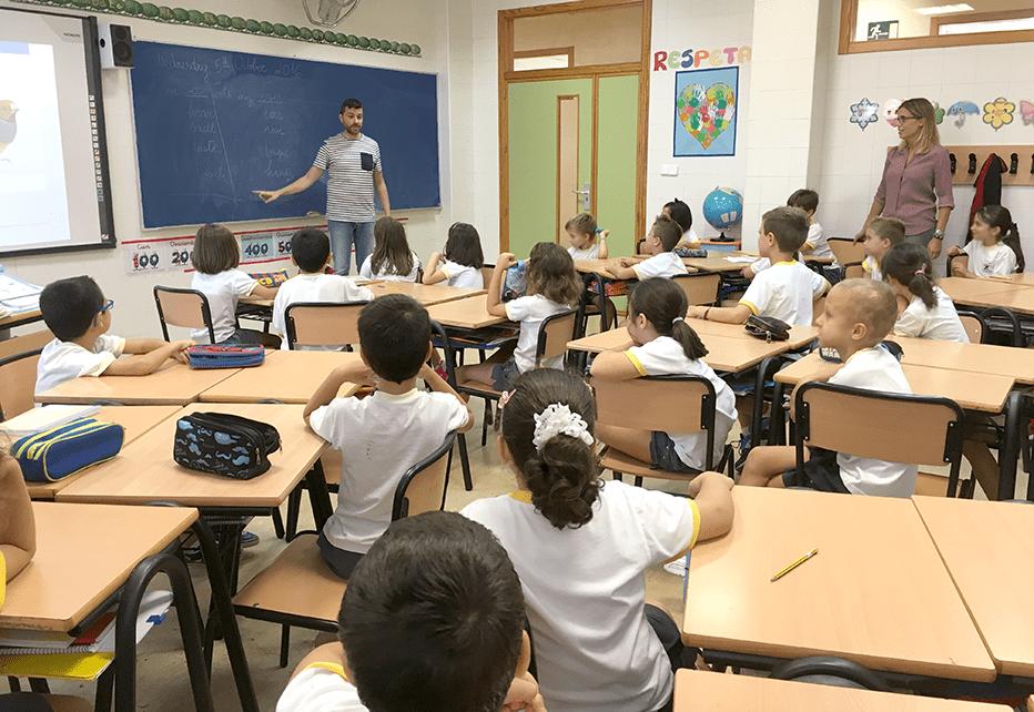 educación primaria en murcia