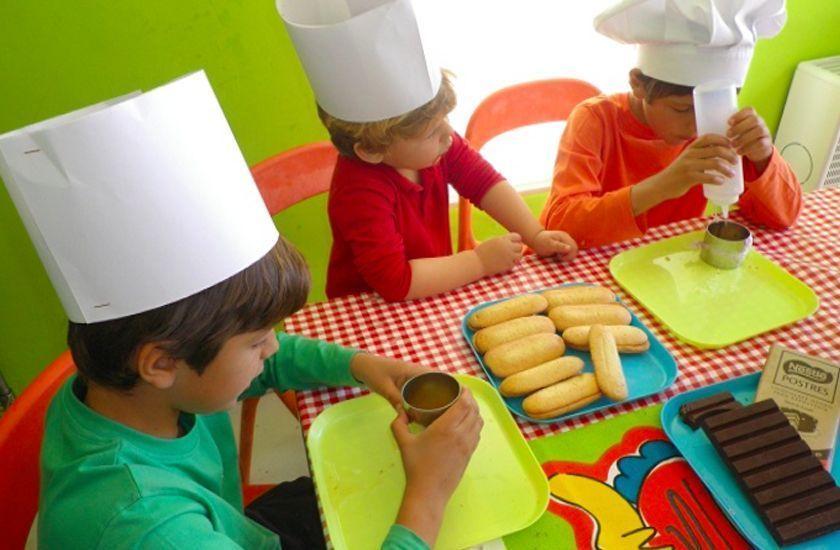 actividades en la escuela de verano