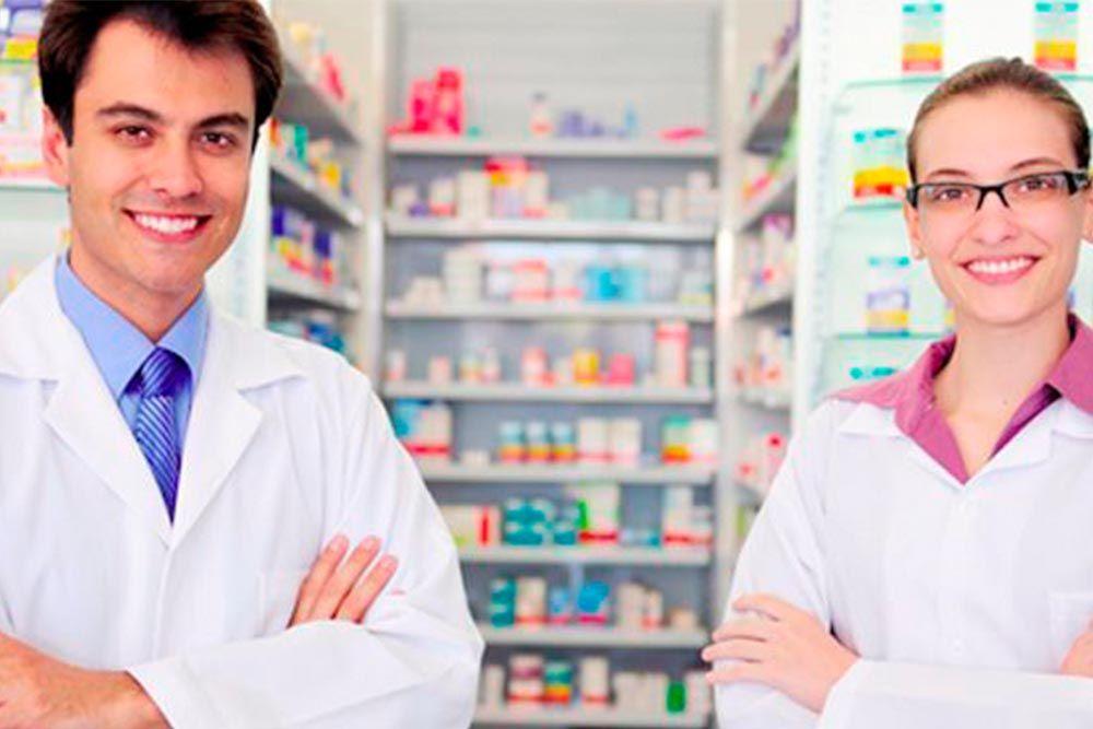 grado medio en farmacia