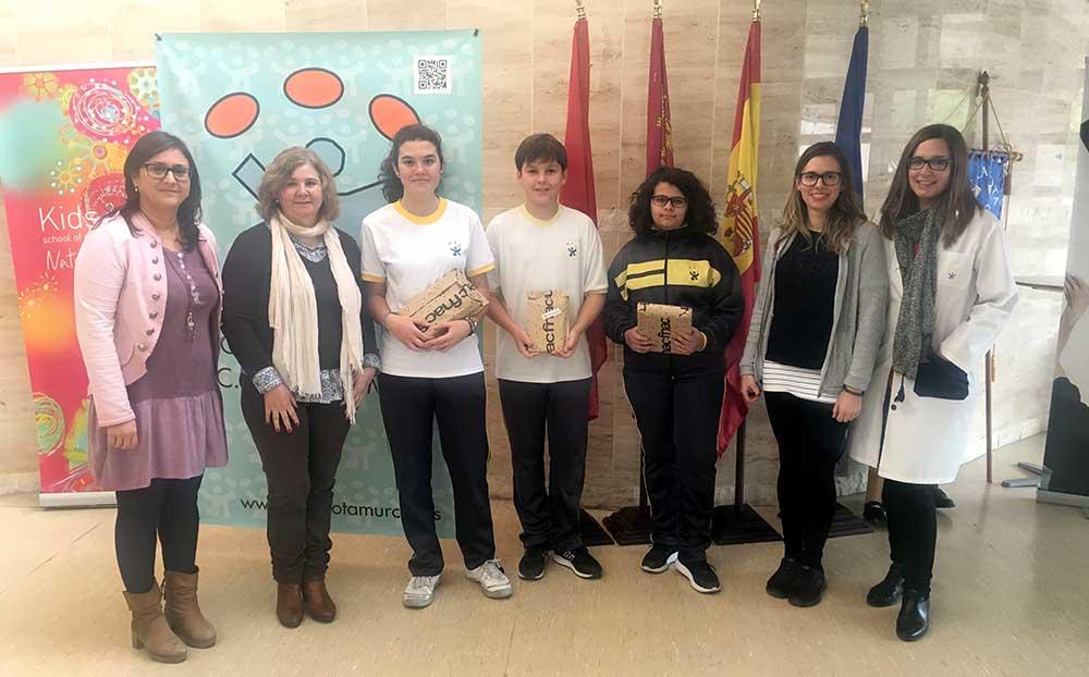 Ganadores del concurso de relatos