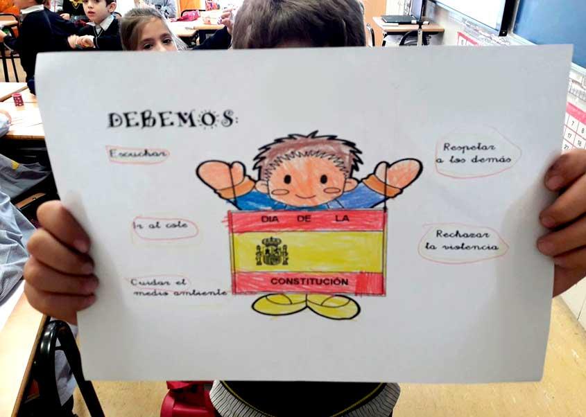 Celebramos el Día de la Constitución Española