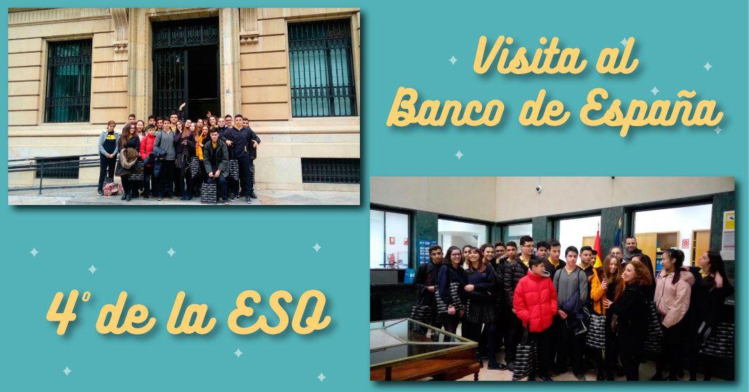 Visita al Banco de España