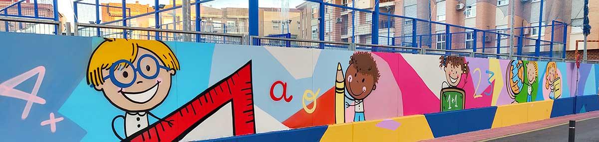 graff-colegio