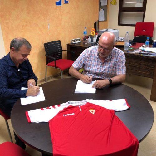 Colaboración con Real Murcia Club de Fútbol SAD