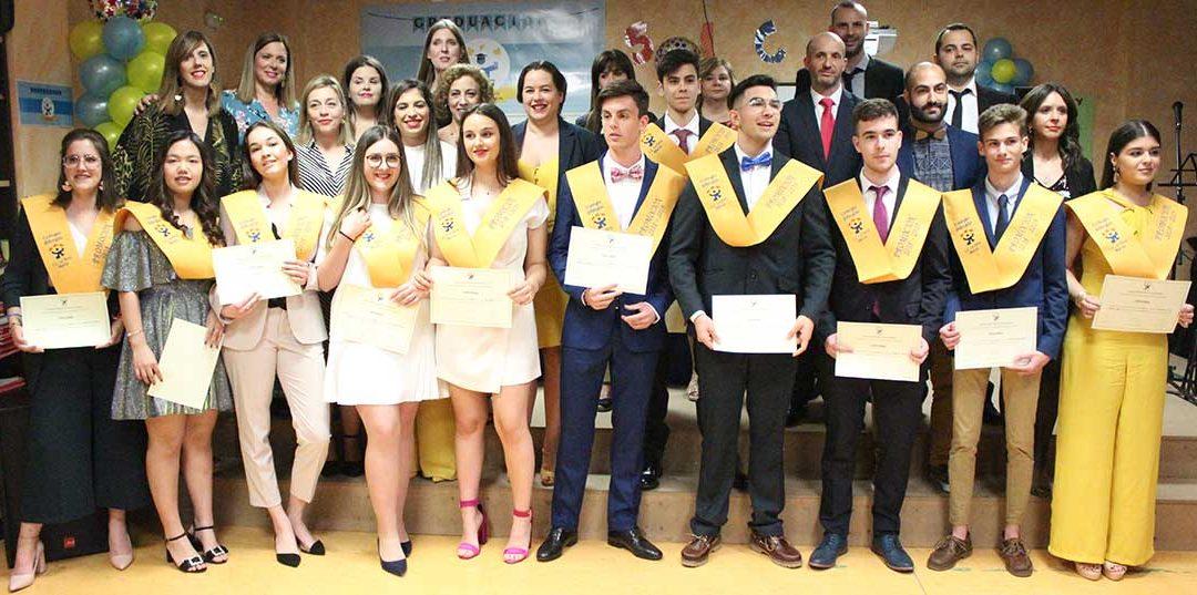 I Graduación de 2º de Bachillerato