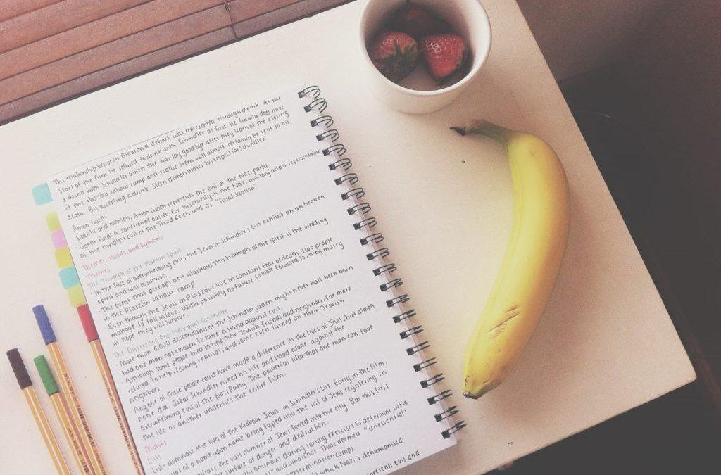 Técnicas de estudio: Hábitos para aprender a estudiar